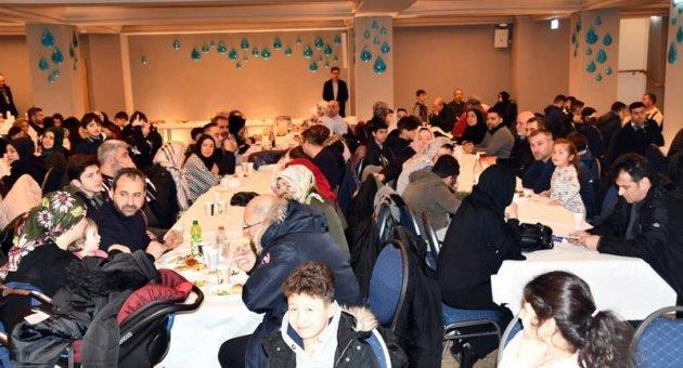 03 Şubat 2019 Pazar günü DİTİB Berlin Türk Şehitlik Camii'nde Veli Kahvaltısı Programı Düzenlendi.