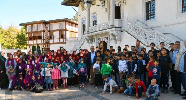 Berlin Din Hizmetleri Ataşeliği Bölgesi'nde Cami Din Eğitimi Berlin Türk Şehitlik Camiinde Yapılan Açılış Programı  İle Başladı