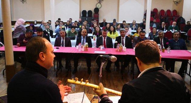 Berlin Din Hizmetleri Ataşeliği ve DİTİB Berlin Eyalet Birliği İşbirliği İle Öğretmenler Günü Kutlaması Yapıldı.