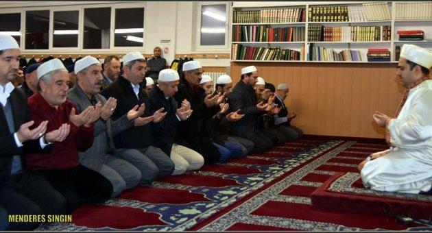 DİTİB Berlin Bölgesinde Sabah Namazı Buluşmalarının İkincisi DİTİB Yunus Emre Camii'de Yapıldı.