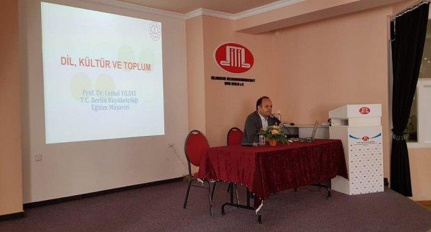 DİTİB Berlin Eyalet Birliği ve Din Hizmetleri Ataşeliği Akademisyenler Konferansının 2. si Yapıldı.