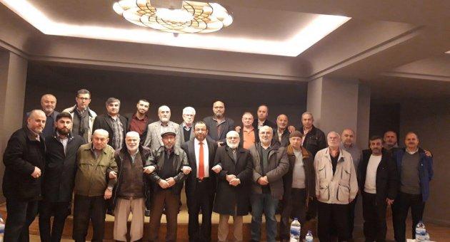 DİTİB Berlin Türk Şehitlik Camiinde Yad-ı Cemil Programı Yapıldı.
