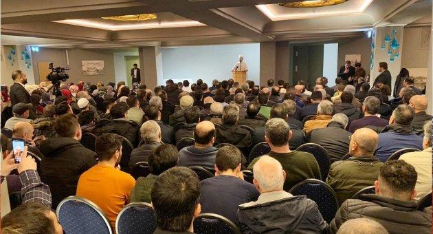 Diyanet İşleri Başkanımız Prof. Dr. Ali Erbaş Berlin'i Ziyaret Etti.